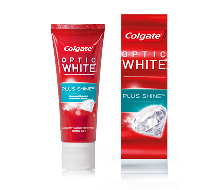 Colgate Optic White™ Plus Shine