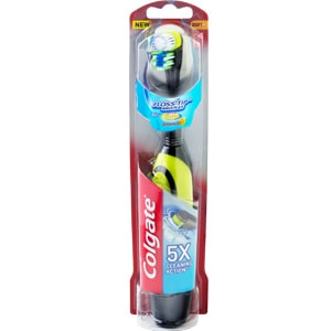 Colgate® Floss Tip Battery Toothbrush
