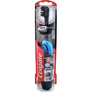 Colgate® 360°® Charcoal Battery