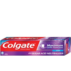 Colgate® Maximum Cavity Protection Plus Sugar Acid Neutraliser