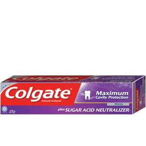 Colgate® Maximum Cavity Protection Plus Sugar Acid Neutraliser - Whitening