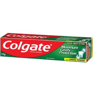 Colgate® Maximum Cavity Protection Icy Cool Mint