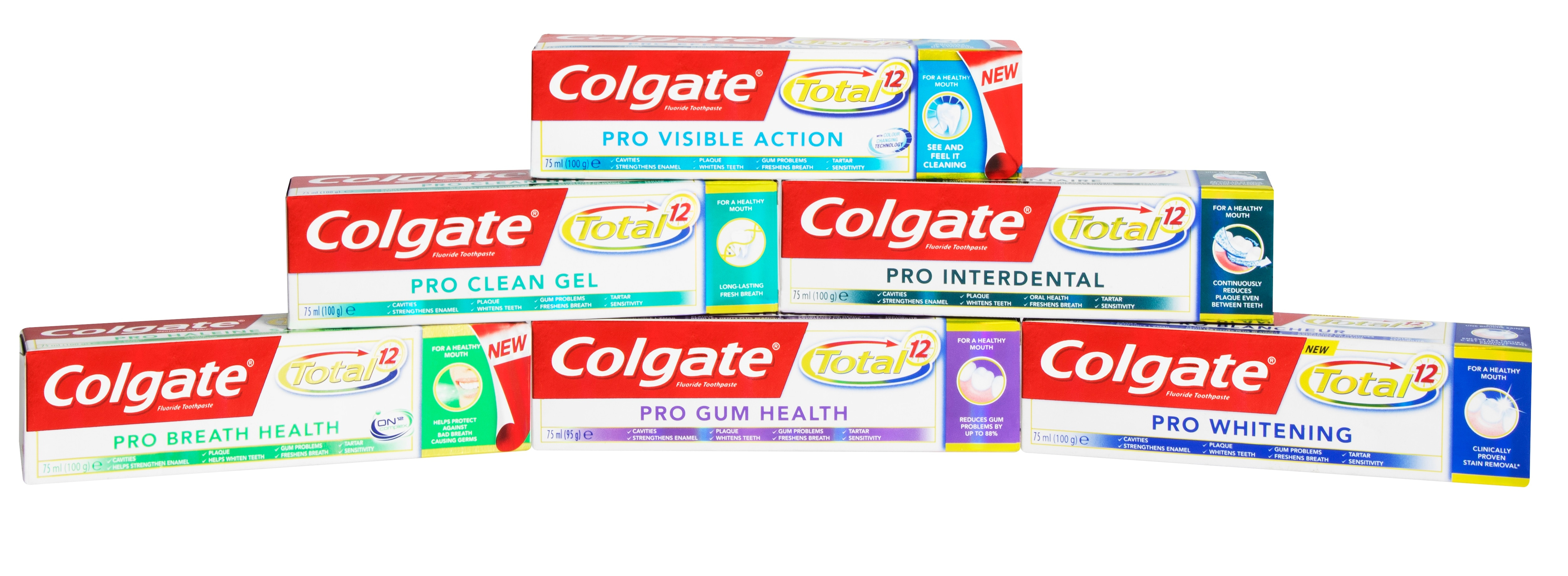 Explore Toothpaste products