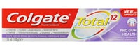 COLGATE® TOTAL® 12 PRO GUM HEALTH MULTI BENEFIT TOOTHPASTE, 75ML
