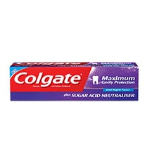 COLGATE® MAXIMUM CAVITY PROTECTION PLUS SUGAR ACID NEUTRALISER™