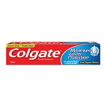 COLGATE® MAXIMUM CAVITY PROTECTION