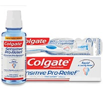 COLGATE® SENSITIVE PRO-RELIEF®