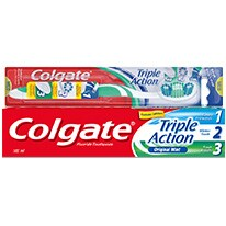 COLGATE® TRIPLE ACTION