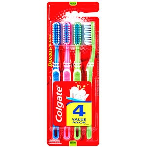 Colgate® Double Action 4 Pack