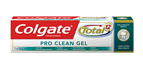 Colgate® Total® Pro® Clean Gel