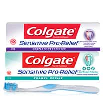 COLGATE® SENSITIVE PRO-RELIEFTM/MC