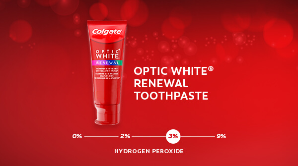 Shop Colgate® Optic White® Renewal Toothpaste