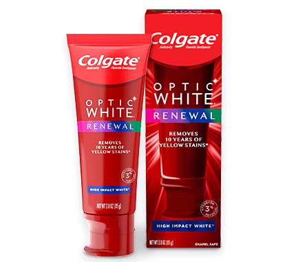 Colgate Optic White Renewal
