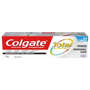 Colgate Total* Advanced Professional Clean