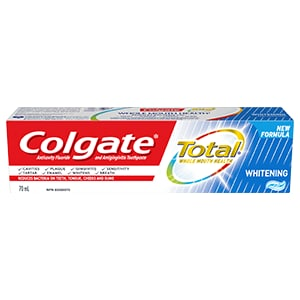 Colgate Total* Whitening