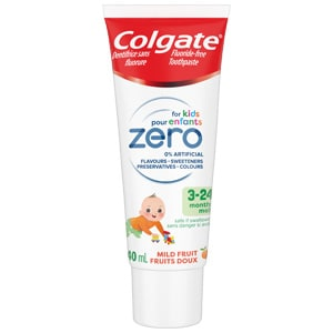 Colgate® Zero for Kids 3-24 months