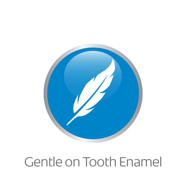 toothpaste gentle on kids enamel