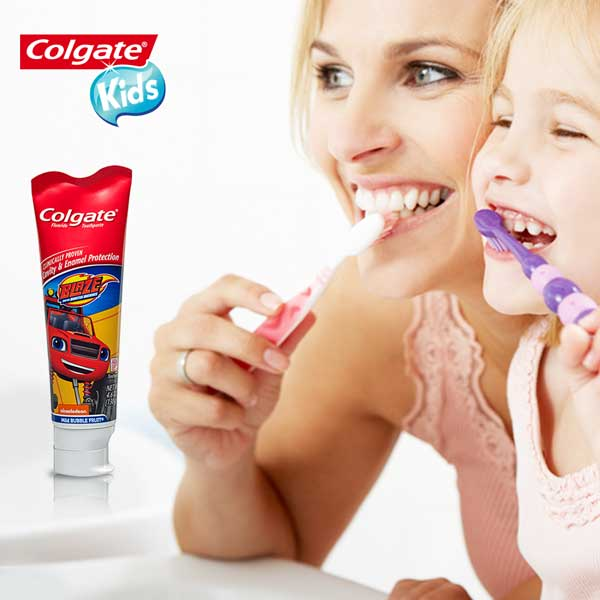 blaze monster machine toothpaste