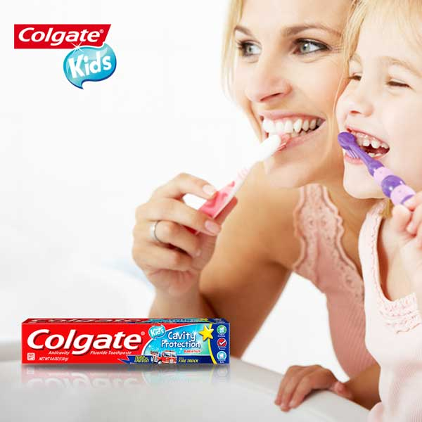 toothpaste for toddlers