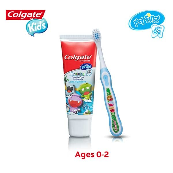 infant toothbrush