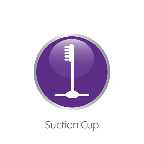 section cup toothbrush
