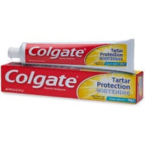 COLGATE® TARTAR PROTECTION WITH WHITENING