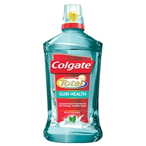 Colgate Total®  Mouthwash for Gum Health