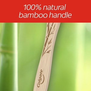 Colgate Bamboo Charcoal Tothbrush
