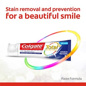 Colgate Total® Advanced Whitening Toothpaste