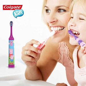 kids toothbrush with suction cup
