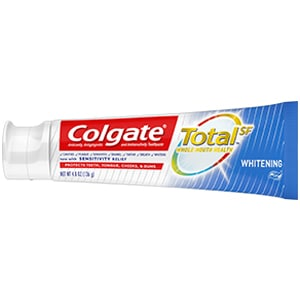 Colgate Total® Whitening Toothpaste