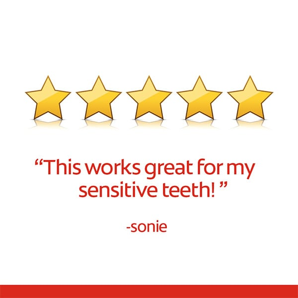 best for sensitive teeth