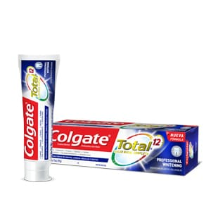 Colgate® total 12 professional whitening