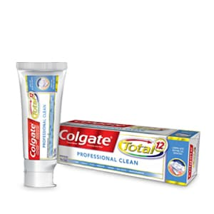 Colgate® Total 12 Professional Clean