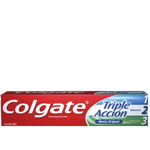 Colgate® Triple Acción Menta Original