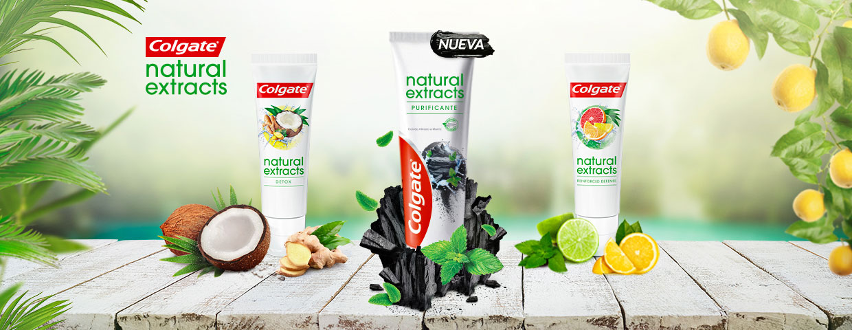 Colgate® Natural Extracts®