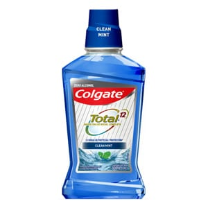 Enjuage Colgate Total<sup>®</sup> 12 Clean Mint