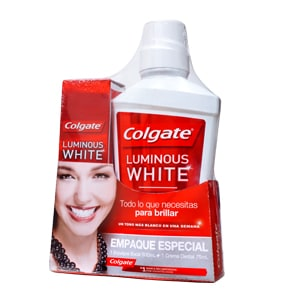 Enjuague Bucal Colgate® Luminous White