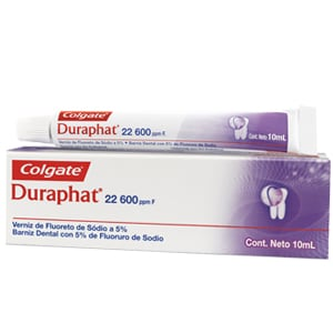 Colgate<sup>®</sup> Duraphat<sup>®</sup>