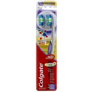 Cepillo Dental Colgate® 360º Advanced Total 12