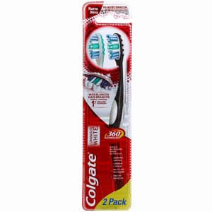 Cepillo Dental Colgate® 360º Luminous White Advanced