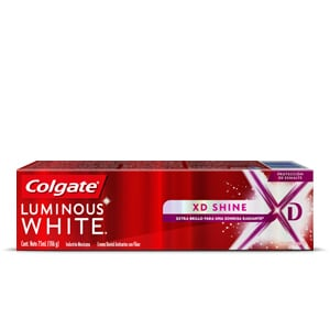 Colgate® Luminous White XD Shine Caja