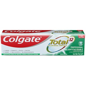 Colgate® Total 12 Professional Aliento Saludable