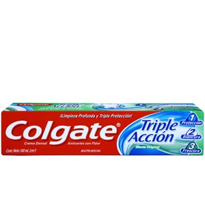 Colgate Triple Acción Menta Original 100ml