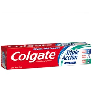 Colgate Triple Acción Menta Original 50ml