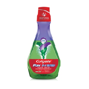 Colgate® Plax 2 en 1 Cool Mint