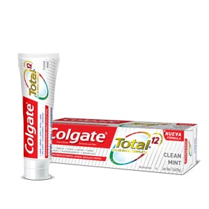 CREMA DENTAL COLGATE® TOTAL 12 CLEAN MINT