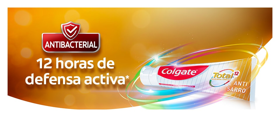 Colgate total 12 anti sarro