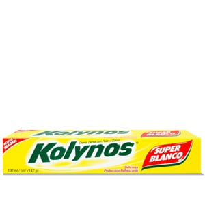 Kolynos Super Blanco