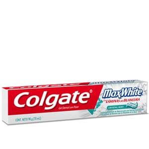Colgate® MaxWhite Complete Clean Crystal Mint